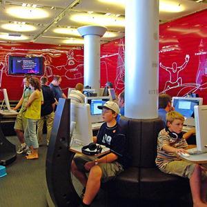 Интернет-кафе Колпино
