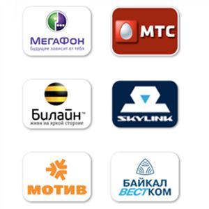 Операторы сотовой связи Колпино