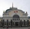 Железнодорожные вокзалы в Колпино