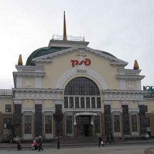 Железнодорожные вокзалы Колпино